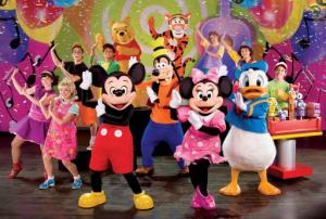 Mickey's Music Party